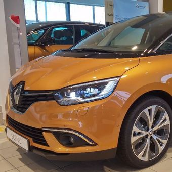 RENAULT NEW SCENIC 1,2 TCE (130KM)